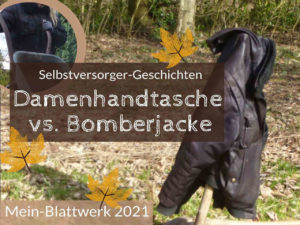 Read more about the article Damenhandtasche vs Bomberjacke
